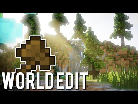 MINECRAFT WORLD EDIT: ADVANCED TIPS & TRICKS