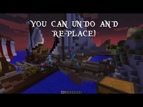 PirateCraft - Ship in a bottle released!