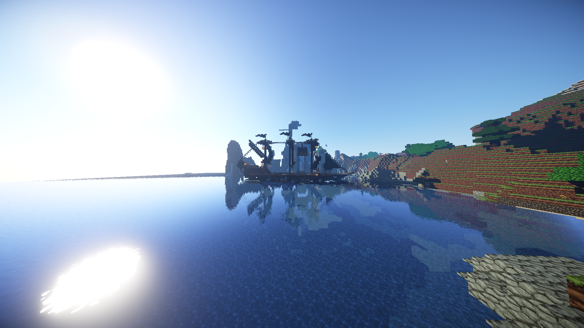 The Old Pirate Cove Minecraft By Louiscraft On Deviantart