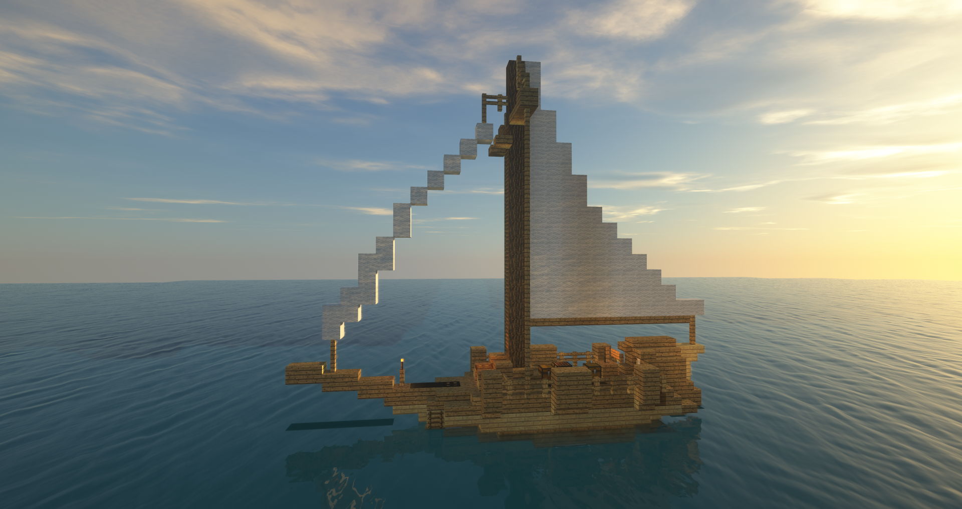Moving Ships - PirateCraft